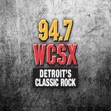 WCSX 94.7 FM Rock